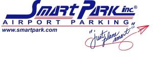 Smart park logo bw