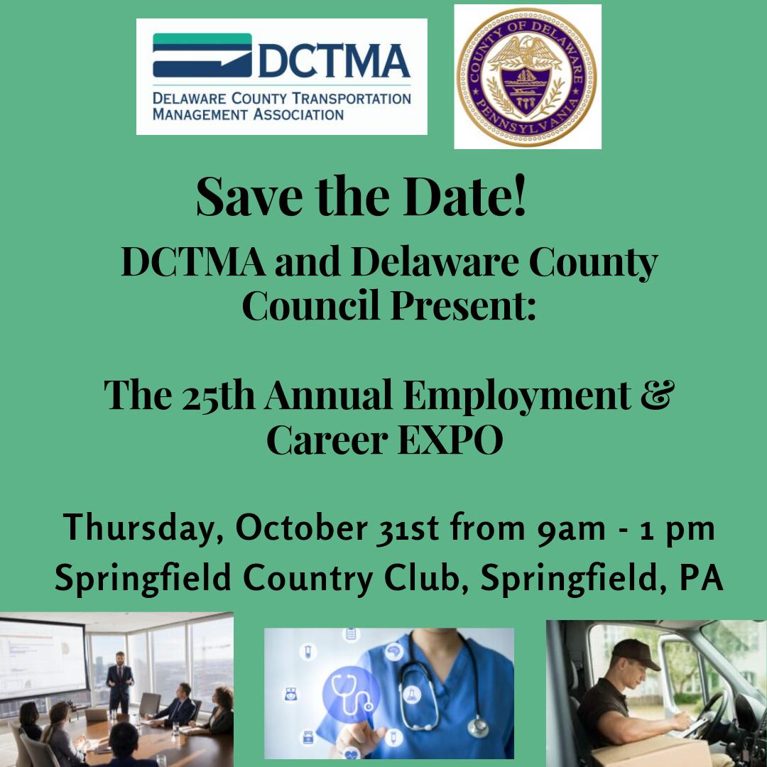Employment & Career EXPO | DCTMA